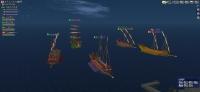 0929チワワ模擬艦隊1