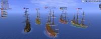 1021大海戦あとにファロ模擬