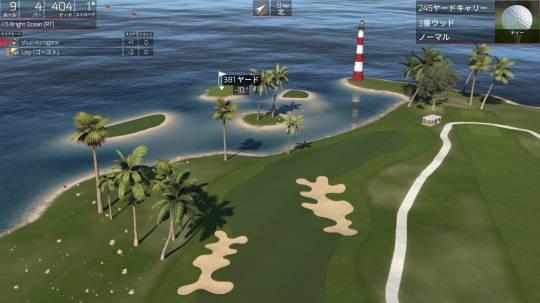 The Golf Clubをプレー 第9回 (10)