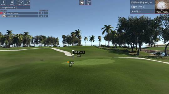 The Golf Clubをプレー 第9回 (12)