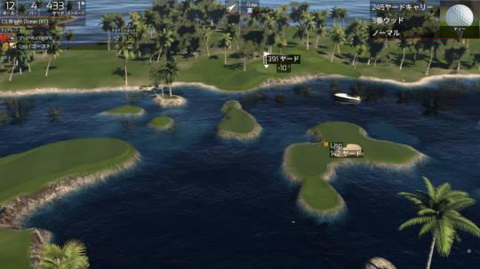 The Golf Clubをプレー 第9回 (13)