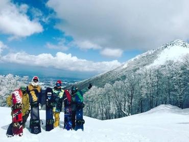 PROTY 青森 スノーボード ツアー18