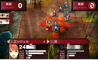 Echoes 攻略 エムブレム ファイアー
