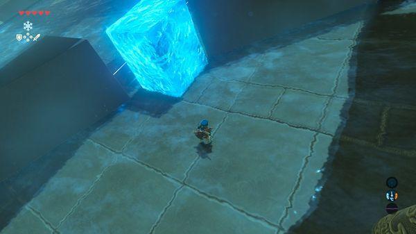 【ゼルダの伝説 ブレスオブザワイルド】 押し出す力 『ネヅ・ヨマの祠』進み方【BotW 攻略】