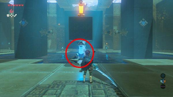 【ゼルダの伝説 ブレスオブザワイルド】 5つの炎 『ルッコ・マの祠』 進み方 カラクリを解く手順【BotW 攻略】