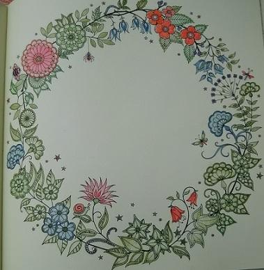 ジョハンナ・バスフォード 秘密の花園 リース