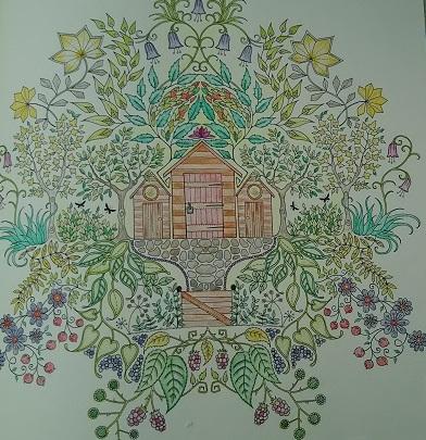 ジョハンナ・バスフォード 秘密の花園 家