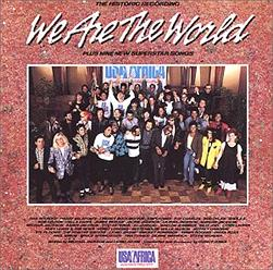 『We Are The World』って本当に素晴らしい名曲なのにさぁ...あのさぁ...