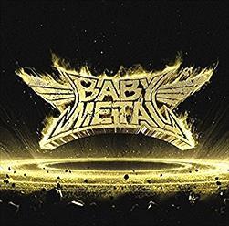 『BABYMETAL』 英レコード店限定 特別仕様LP 「METAL RESISTANCE」盤発売 【Record Store Day】