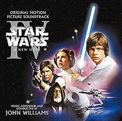 一番有名な「映画音楽」は『スター・ウォーズ』だとして