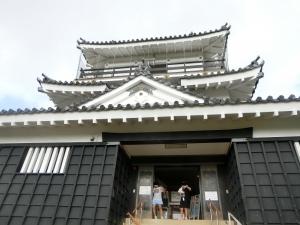 浜松城天守11