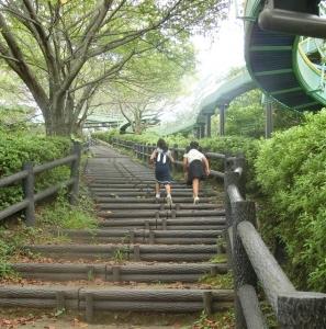 陣笠山公園3