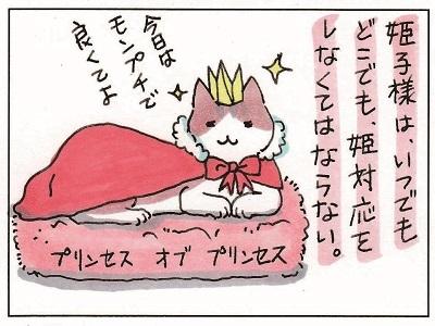 プリンセスな姫子② 1-2