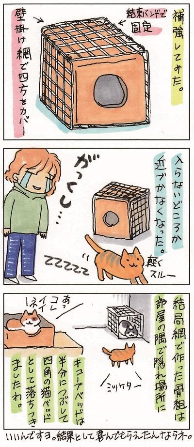猫が思うように行かない件② 2-2