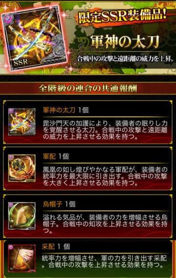 新装備4種