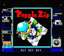 Topple Zip (トップルジップ) ...