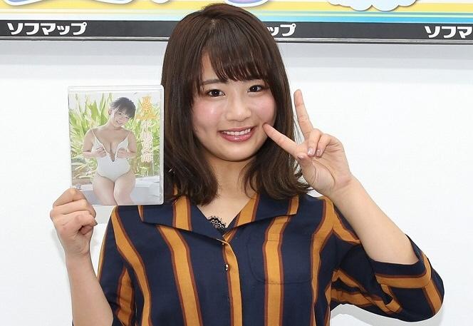 【グラビア】乳首だけは出しません…88cmFカップ平嶋夏海、AKB48