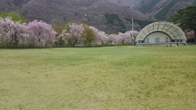 鬼怒川多目的広場