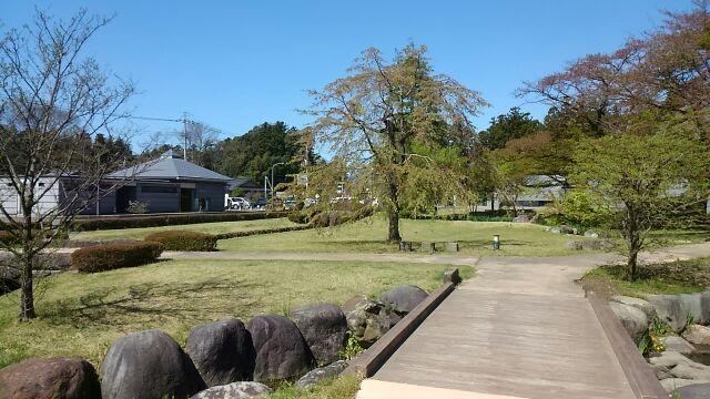 那須野が原博物館敷地内
