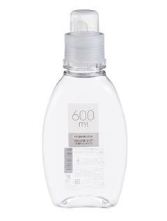 透明詰替えボトル