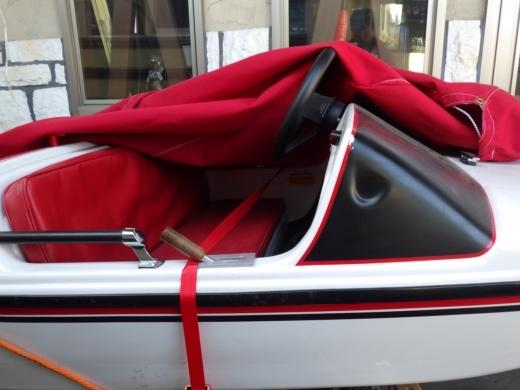 ボート改造計画 (5)