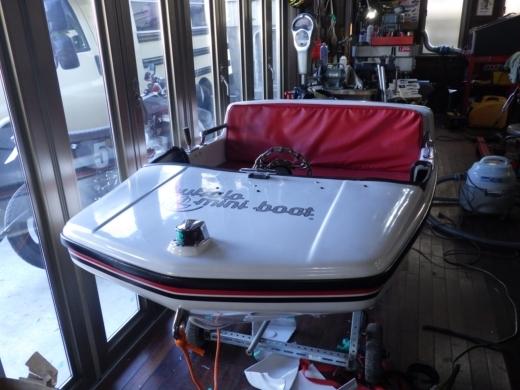 ボート改造 (12)
