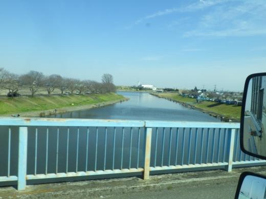 びん沼川の水門の方 (7)