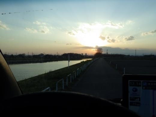 びん沼川の水門の方 (21)