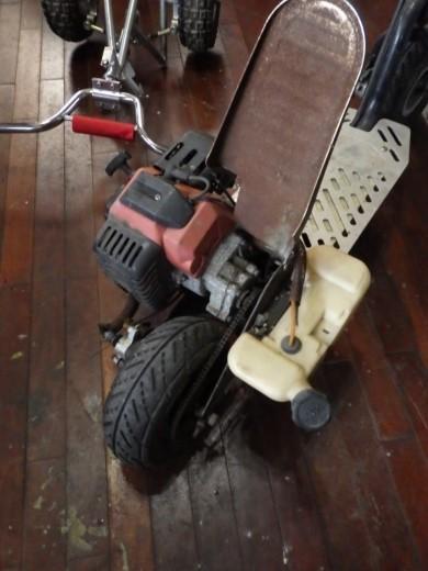 エンジン付きキックボード分解 (5)