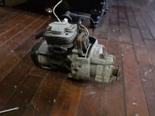 エンジン付きキックボード分解 (38)