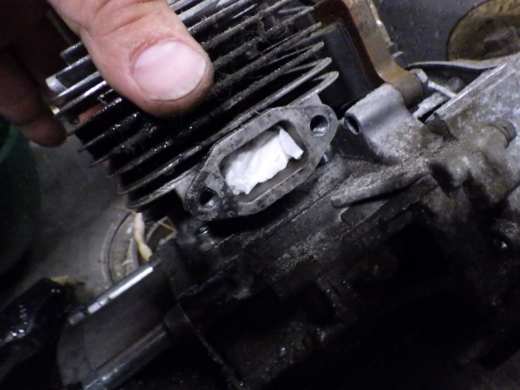 エンジン付きキックボード分解 (42)