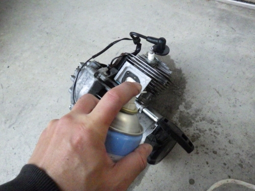 エンジン付きキックボード分解 (45)
