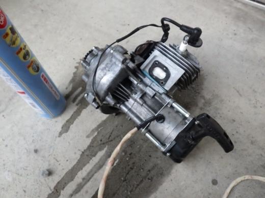 エンジン付きキックボード分解 (46)