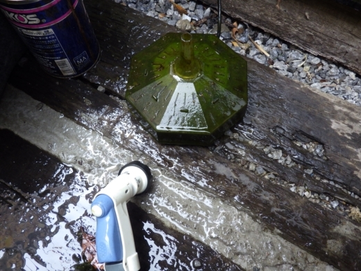 水槽の濾過 (1)