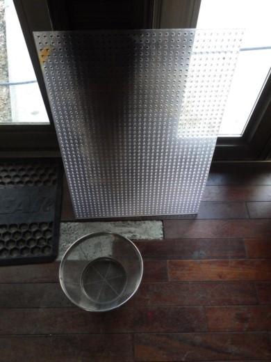 水槽の濾過 (8)