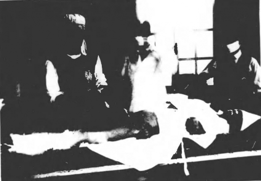 済南事件日本人惨殺遺体9