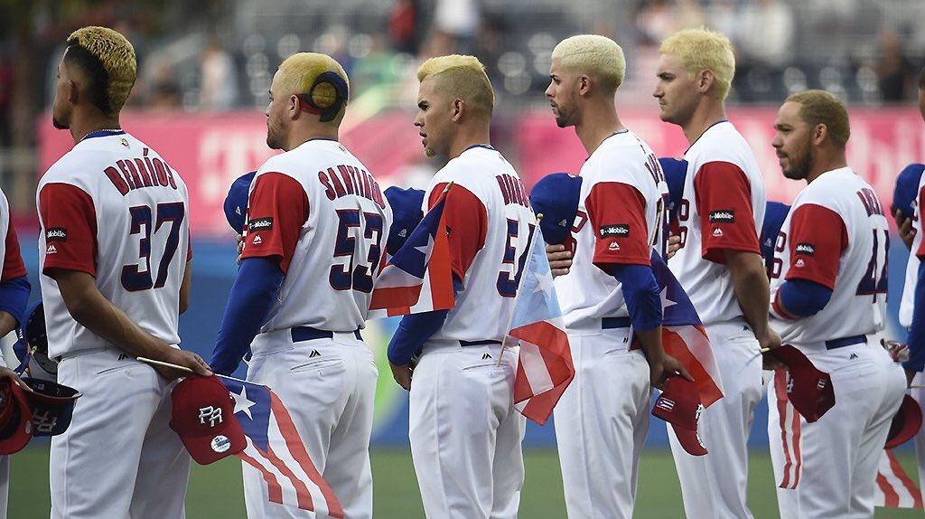 プエルトリコ 野球