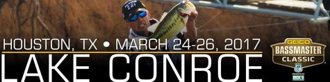 2017 GEICO Bassmaster Classic presented by DICK'S Sporting Goods