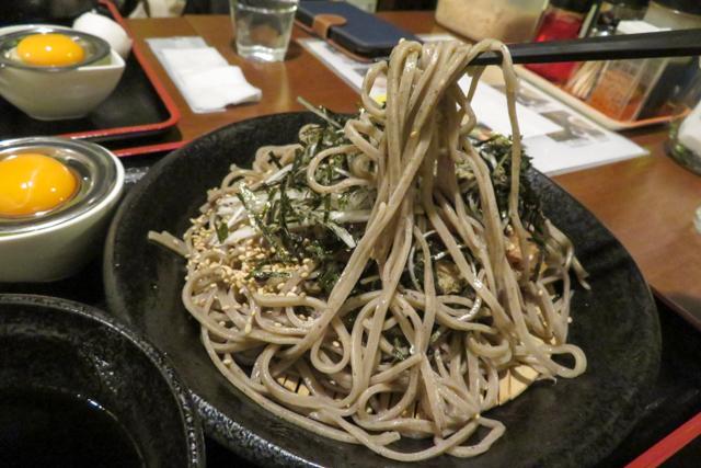 ぶた蕎麦(10)