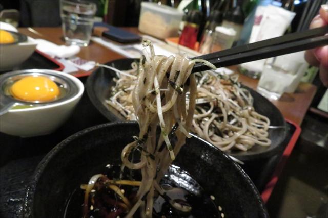 ぶた蕎麦(14)
