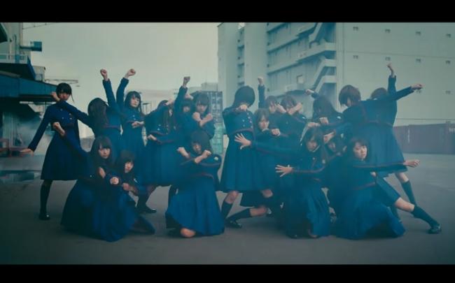欅坂46 不協和音