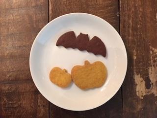 2018ハロウィンクッキー