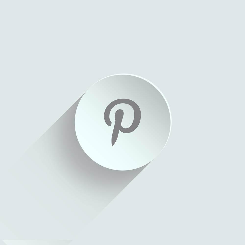 Pinterestはウィジェットを埋め込むとアイコンが勝手に純正のものに置き換わります