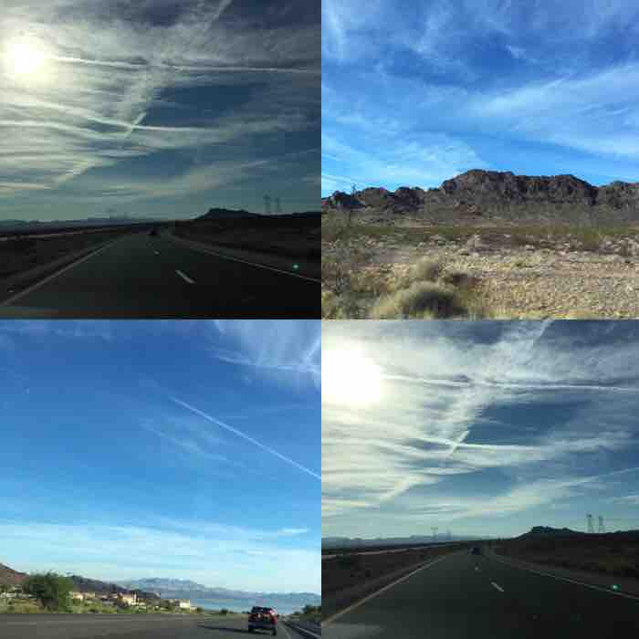 ラスベガスからアリゾナへ