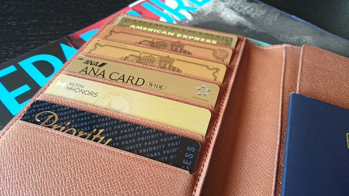 2016年カード財布ビルトイン