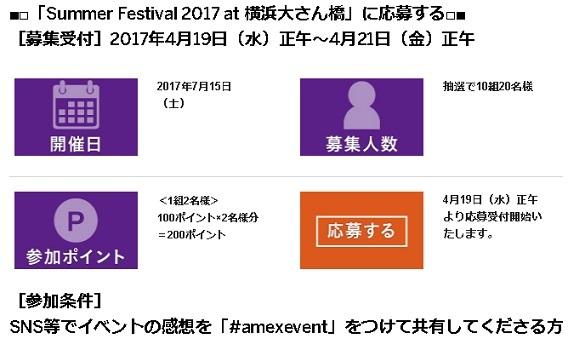 AMEX100周年イベント③