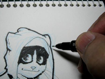 お絵描き-8