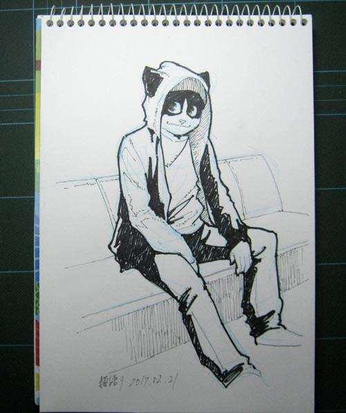 お絵描き-15