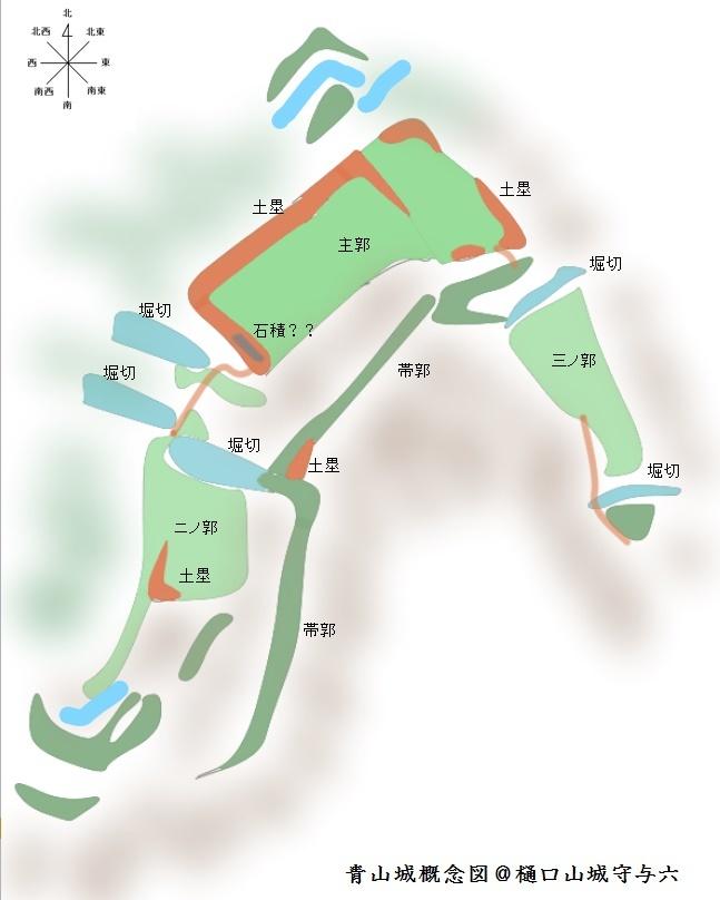 青山城概念図改1@ヤマシロ_LI