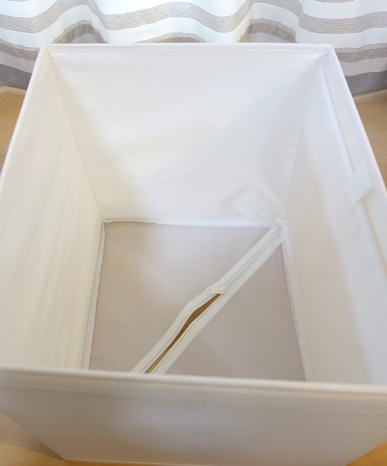 IKEA・SKUBB ボックス, ホワイト①
